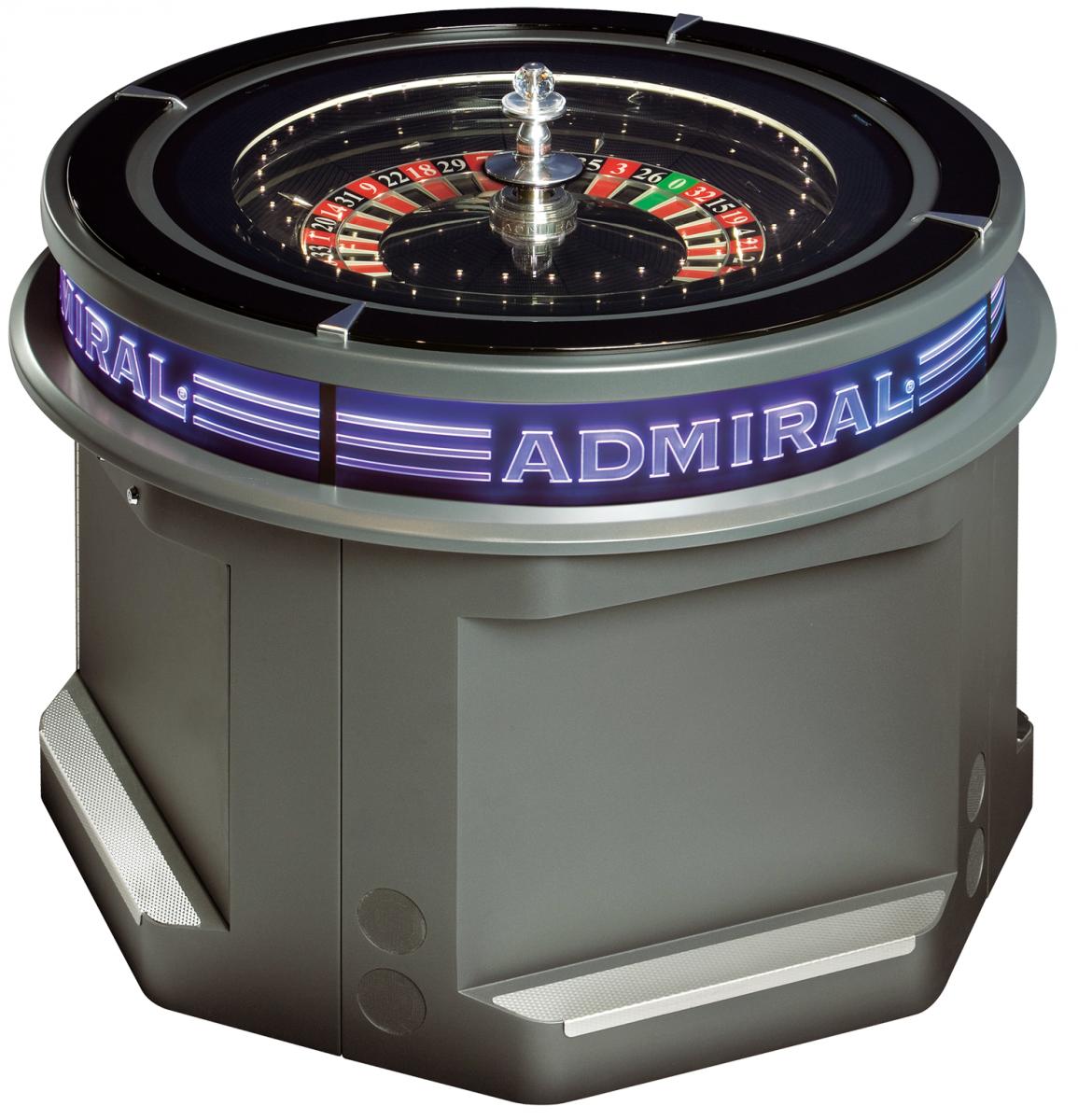 рулетка адмирал